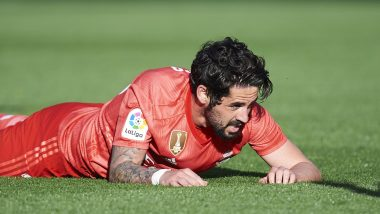Isco Alarcon Injury Update: Real Madrid Star Suffers Muscle Injury