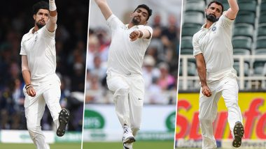 Pace Potency Reason Behind India's Meteoric Rise in Test Cricket