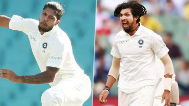 Ishant Sharma and Umesh Yadav Replicate 38-Year Old Record With Their Five-Fers in India vs Bangladesh Day-Night Test