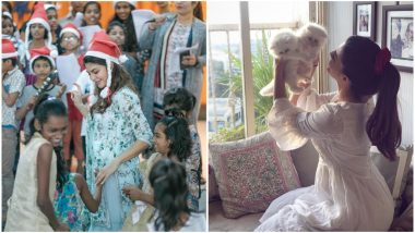 Jacqueline Fernandez Birthday Special: Social Initiatives by the Bollywood Beauty That Shows She Has a Heart Of Gold!