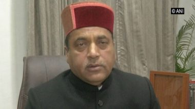 Himachal Pradesh CM Jai Ram Thakur and His Cabinet Colleagues To Contribute One Month Salary to CM COVID Fund
