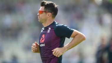 Ashes 2019: Injured England Bowler Jimmy Anderson Vows to Return Before End of The Series