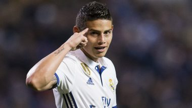 Real Madrid Confirm James Rodriguez Calf Injury, Could Miss Match Against Villarreal in La Liga 2019