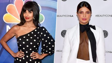 Jameela Jamil Won't Comment on the Priyanka Chopra Controversy Says She's Not Interested in Making it a Media Manipulated Cat-Fight