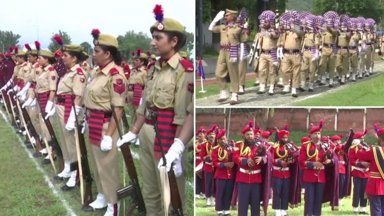 Independence Day 2019 Dress Rehearsels in Full Swing in Jammu and Kashmir Post Article 370 Abrogation, View Pics and Videos