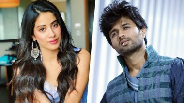 Are Janhvi Kapoor and Vijay Deverakonda Coming Together for a Film?