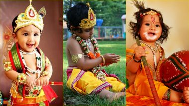 Janmashtami 2019 Dresses for Boys: Easy Costume Ideas & Accessories to Dress Kids As Lord Krishna for Fancy Dress Competition in Schools