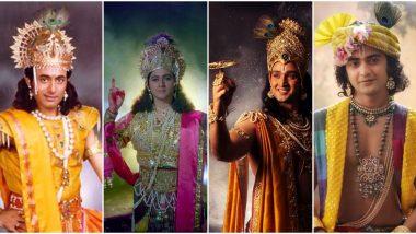 Janmashtami 2020: Nitish Bharadwaj, Swapnil Joshi, Sourabh Raaj Jain, Sumedh Mudgalkar - Actors Who Aced The Portrayal of Maakhan Chor Lord Krishna on Television!