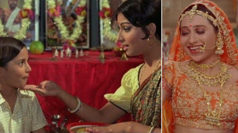 Janmashtami 2019 Songs List: Bada Natkhat Hai Ye and Other Bollywood Tracks To Celebrate Krishna's Birth on Gokulashtami (Watch Videos)