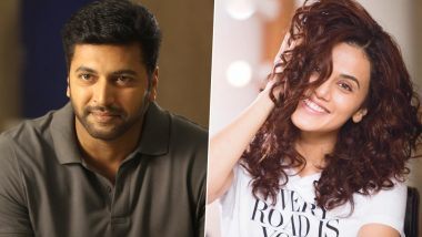 Taapsee Pannu Starts Shooting for Jayam Ravi's Next in Azerbaijan