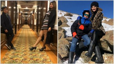 Jennifer Winget's Heartwarming Wish for Nephew Sean on His Birthday Is Winning the Internet (View Pics)