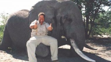 Jimmy John's Comes Under Fire After CEO's Old Elephant Hunting Pictures Go Viral; #BoycottJimmyJohns Trends on Twitter