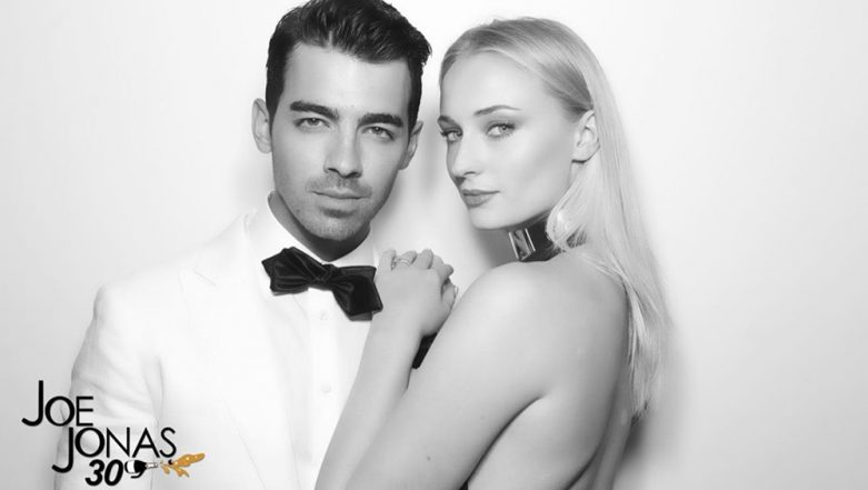 Joe Jonas Thanks Sophie Turner for Throwing a Classic Bond-Themed 30th Birthday! Singer Shares Unseen Pics from the Celebration
