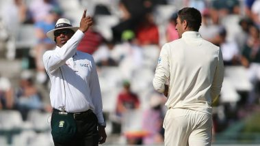 Ashes 2019: Fan Edits Umpire Joel Wilson's Wikipedia Page, Terms Him 'Blind'