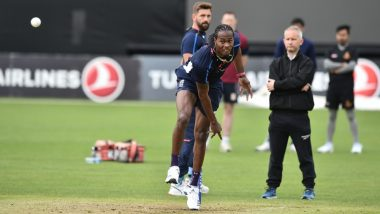 Ashes 2019: Jofra Archer Likely to Make England Test Debut after James Anderson Ruled Out with Injury for Second Test at Lord's