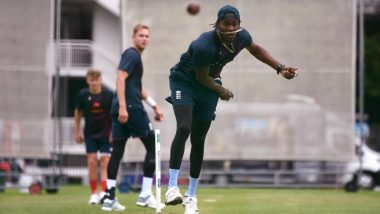 Ashes 2019: Jofra Archer's Wish to Be on Lord's Honours Board Should Serve as a Warning for Australia Ahead of Second Test Match
