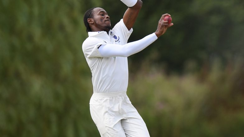 Ashes 2019, 2nd Test: Jofra Archer Confident Ahead of Test Debut, Says 'Red Ball Cricket Is My Preferred Format'