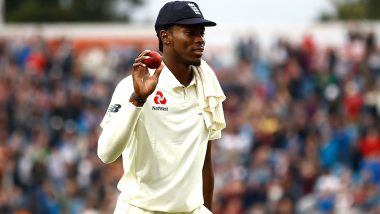Ashes 2019, Fifth Test: Jofra Archer's Six-Wicket Haul Put England Nose Ahead of Australia at Stumps on Day 2