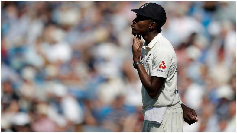 Jofra Archer Revisits Twitter Past, Digs Out Another Prediction That Went Right after England's Stunning One-Wicket Victory in Ashes 3rd Test