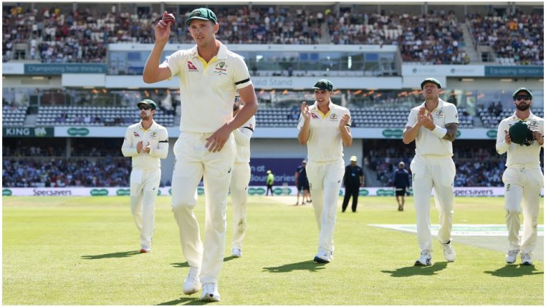 Ashes 2019, 3rd Test: Josh Hazlewood Takes Five as England Fall to Lowest Ashes Score Since 1948