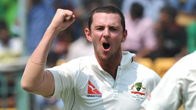 Australia vs New Zealand: Josh Hazlewood Ruled Out of Perth Test with Hamstring Strain