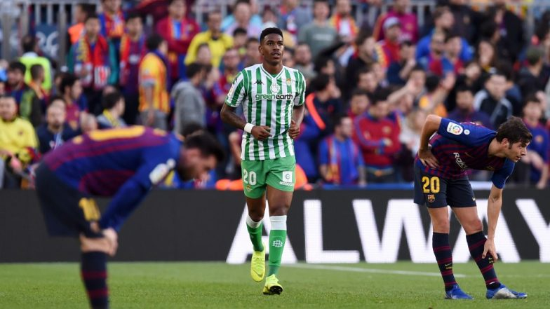 'Break Lionel Messi's Legs' This Is What Junior Firpo, Barcelona's New Signing Had Once Tweeted About Argentina and Barca Football Legend!