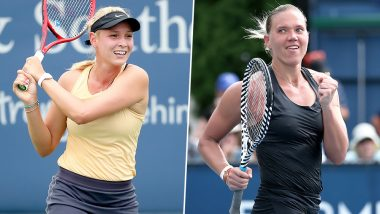 Donna Vekic vs Kaia Kanepi, US Open 2019 Live Streaming & Match Time in IST: Get Telecast & Free Online Stream Details of Second Round Tennis Match in India
