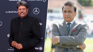 Kapil Dev's Exclusion in England 1984-85 Series: Sunil Gavaskar Opens up about Incident Which Led to Rumours of His Rifts with Former Indian Skipper