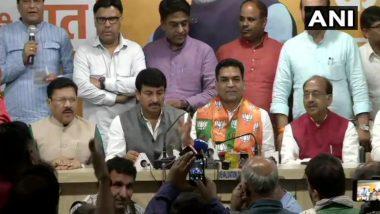 Kapil Mishra, Former AAP Minister, Joins BJP