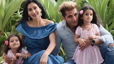 Karanvir Bohra Birthday: 10 Pics of the TV Star That Shows He is a Perfect Family Man