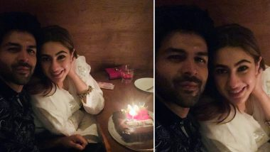 Did Kartik Aaryan Just Make His Relationship With Sara Ali Khan Instagram Official On her Birthday? (View Pic)