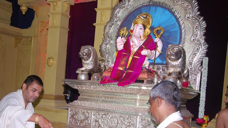 Shri Kasba Ganpati Mandal 2019 Darshan: How to Reach the Famous Ganesh Pandal of Pune by Road This Ganesh Chaturthi
