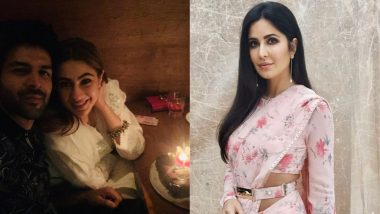Kartik Aaryan Ditches Katrina Kaif For Rumoured Girlfriend Sara Ali Khan?