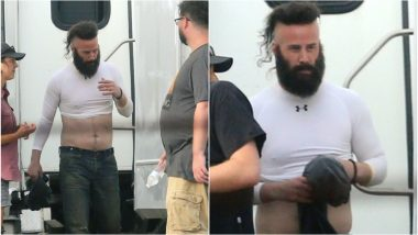 Keanu Reeves' Unrecognisable Look in Bill and Ted 3 Leaves Fans Surprised