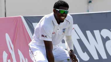 IND vs WI 2019: Keemo Paul Replaces Miguel Cummins in West Indies squad for 2nd Test Against India in Jamaica