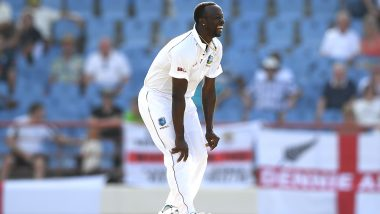 IND vs WI, 1st Test 2019: Kemar Roach Says, 'We Did a Very Good Job With the Ball' After West Indies Restrict India to 203/6 on Day 1