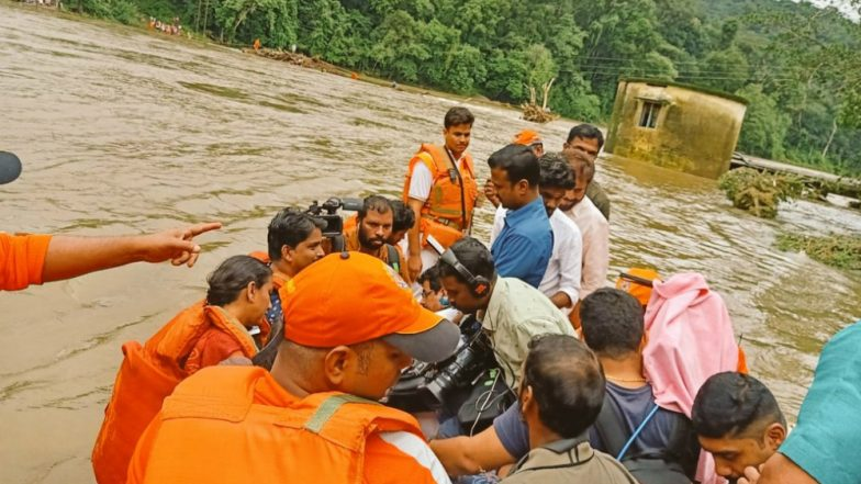 Kerala Rains: Death Toll Rises to 42, Over 1 Lakh in Relief Camps