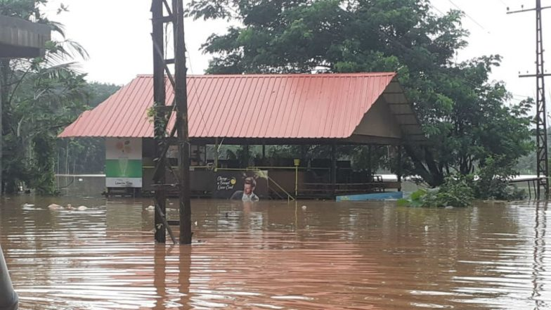 Kerala Floods: Death Toll Rises to 95; Red Alert Issued in Ernakulam, Idukki and Alappuzha Districts