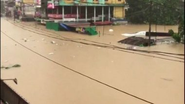 Kerala Floods 2019: UAE Issues Advisory Against Travel to the Southern State Due to Heavy Rains in the Region
