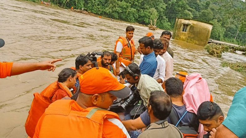 Kerala Rains: Death Toll Rises to 60, IMD Issues Red Alert For 8 Districts