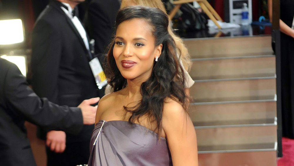 Kerry Washington to Co-Star With Meryl Streep, Nicole Kidman in Ryan Murphy's The Prom