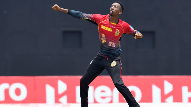 West Indies Squad For 3rd T20I Against India: Fabien Allen Replaces Khary Pierre as WI Seek Redemption Post Losing Series 2-0