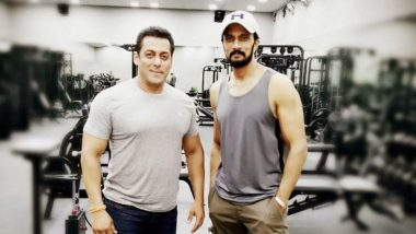Dabangg 3: Kichcha Sudeep Reveals What Salman Khan Did for the Film's Climax Scene