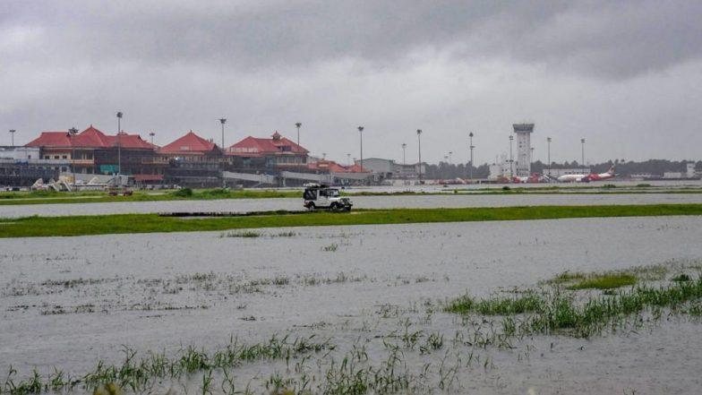 Kochi Airport Shut Till Sunday Amid Incessant Rainfall, Flood Situation in Kerala; 20 Killed