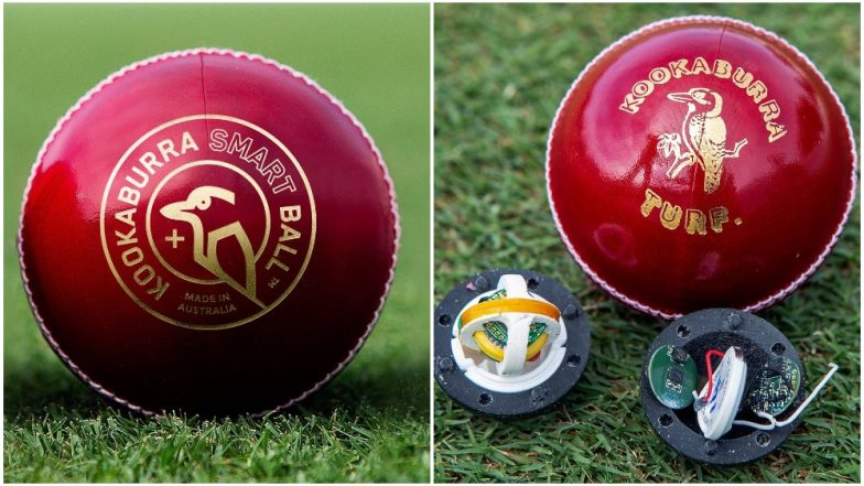 SmartBall by Kookaburra: Everything to Know About The Cricket Ball With Microchip That Could Be Used in 2020 Big Bash League