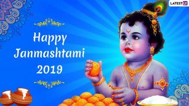 Krishna Janmashtami Images HD
