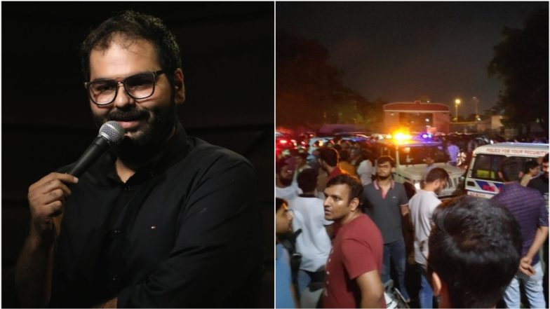 Comedian Kunal Kamra's Show Gets Abruptly Cancelled in Surat, Fans Express Displeasure on Twitter