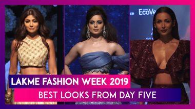 Lakme Fashion Week 2019: Kangana, Mallaika And Shilpa End The Fashion Extravaganza With A Bang
