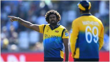 Lasith Malinga to Lead Sri Lanka in Upcoming Three-Match T20I Series Against New Zealand