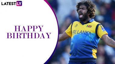 Happy Birthday Lasith Malinga: A Look at 5 Staggering Spells Bowled by the Sri Lankan Speedster